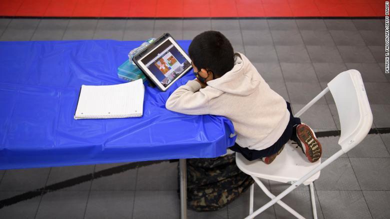 Vì sao một số trẻ em Mỹ không muốn quay lại trường học?