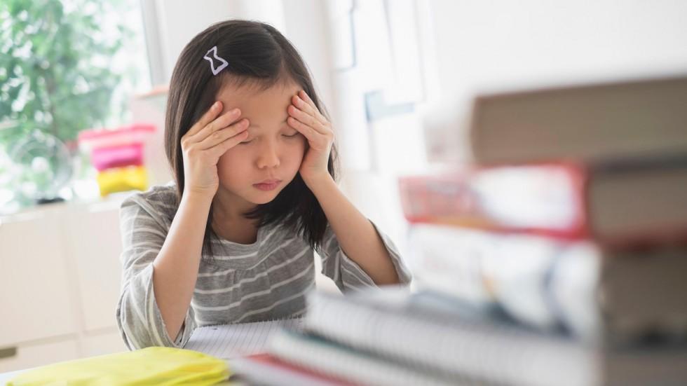 Giải tỏa stress và lo âu cho trẻ, cách nào?
