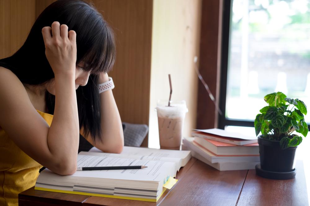 Trầm cảm vì áp lực 'phải học giỏi'